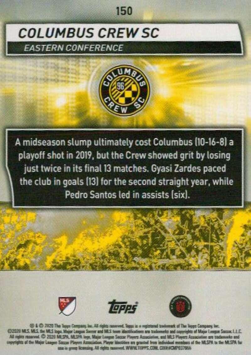 thumbnail 300 - 2020 Topps MLS Soccer Base Singles (Pick Your Cards)