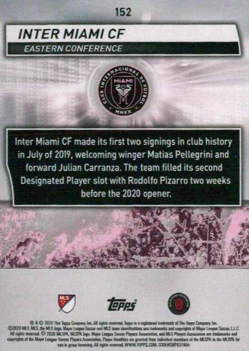 thumbnail 304 - 2020 Topps MLS Soccer Base Singles (Pick Your Cards)