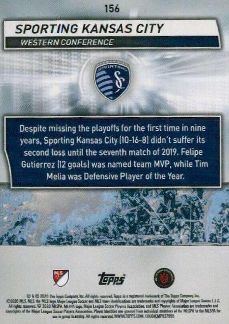 thumbnail 312 - 2020 Topps MLS Soccer Base Singles (Pick Your Cards)