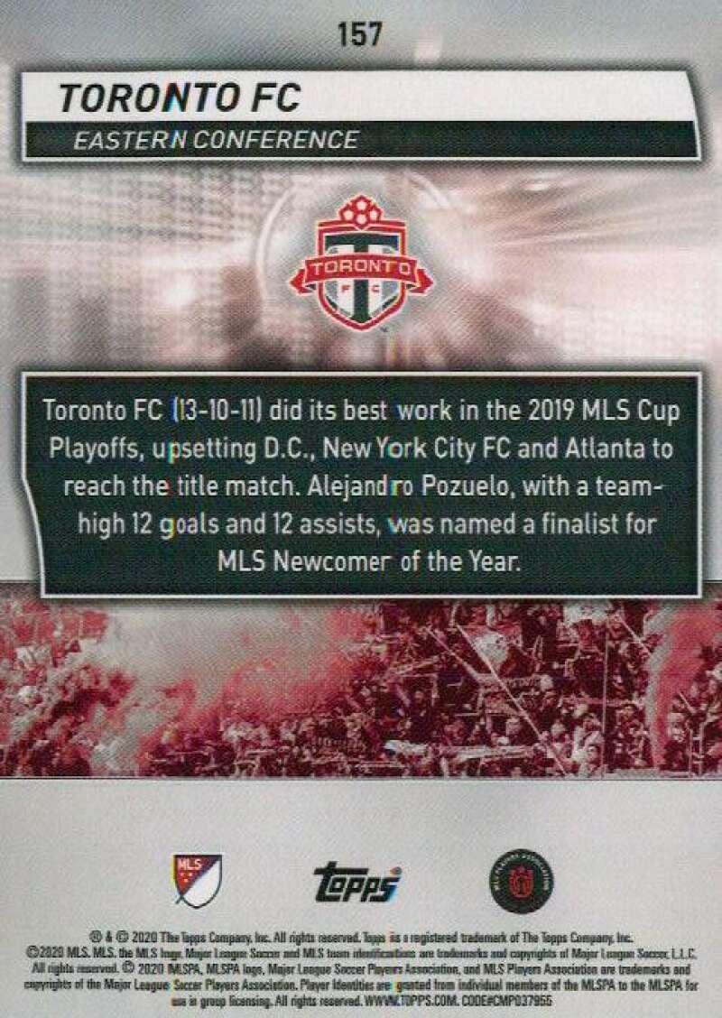 thumbnail 314 - 2020 Topps MLS Soccer Base Singles (Pick Your Cards)