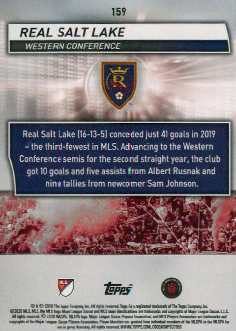 thumbnail 318 - 2020 Topps MLS Soccer Base Singles (Pick Your Cards)
