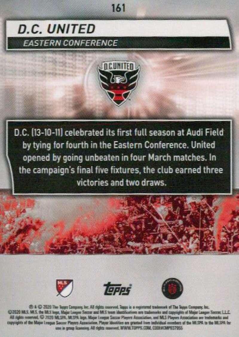 thumbnail 322 - 2020 Topps MLS Soccer Base Singles (Pick Your Cards)