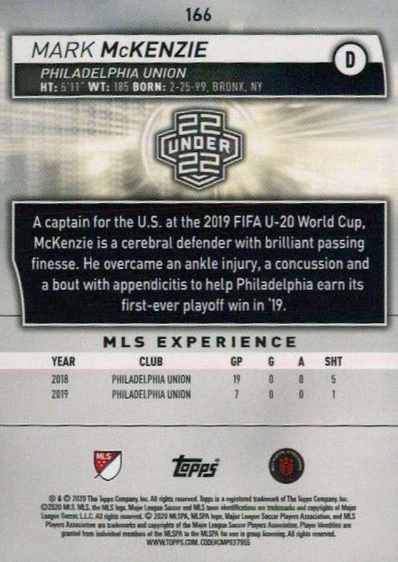 thumbnail 332 - 2020 Topps MLS Soccer Base Singles (Pick Your Cards)