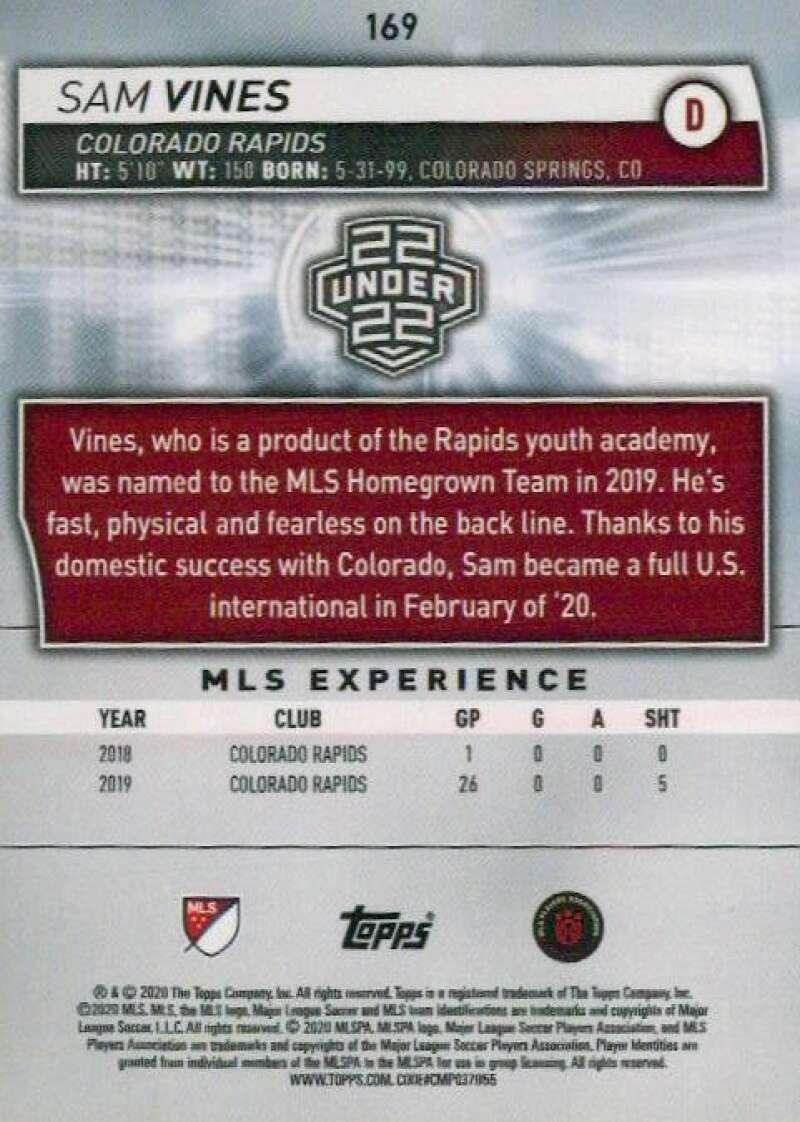 thumbnail 338 - 2020 Topps MLS Soccer Base Singles (Pick Your Cards)