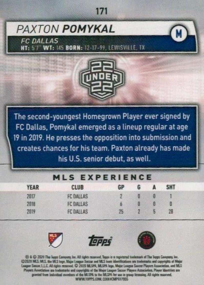 thumbnail 342 - 2020 Topps MLS Soccer Base Singles (Pick Your Cards)