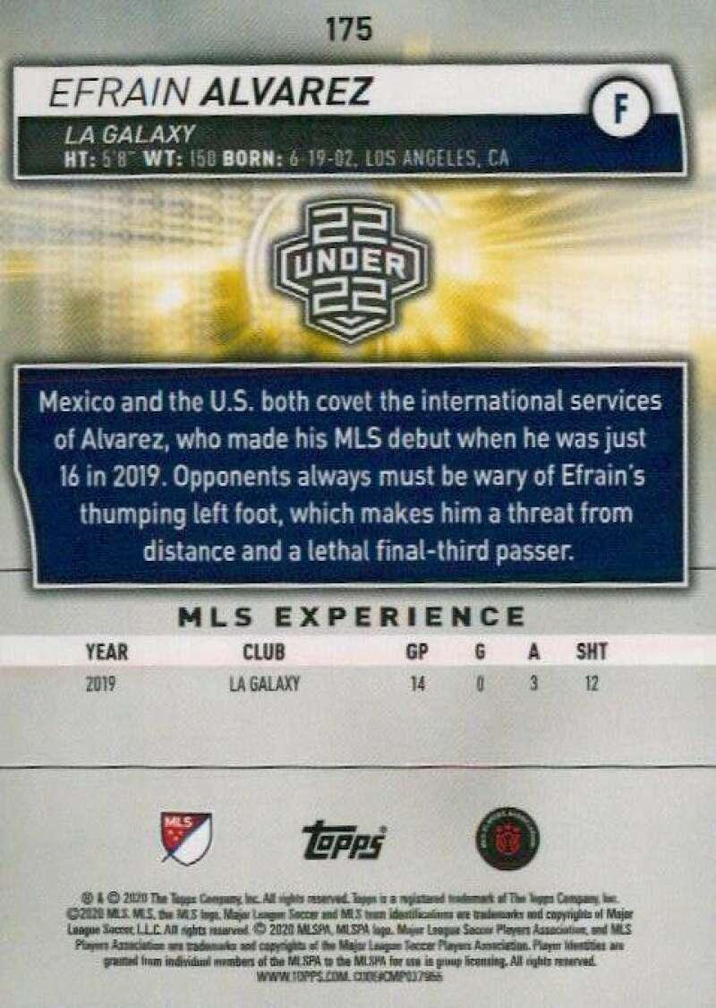 thumbnail 350 - 2020 Topps MLS Soccer Base Singles (Pick Your Cards)