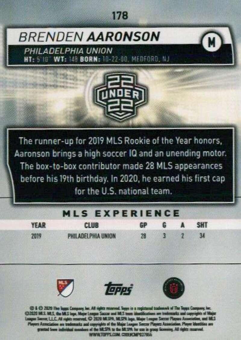 thumbnail 356 - 2020 Topps MLS Soccer Base Singles (Pick Your Cards)