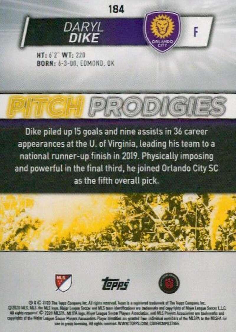 thumbnail 368 - 2020 Topps MLS Soccer Base Singles (Pick Your Cards)