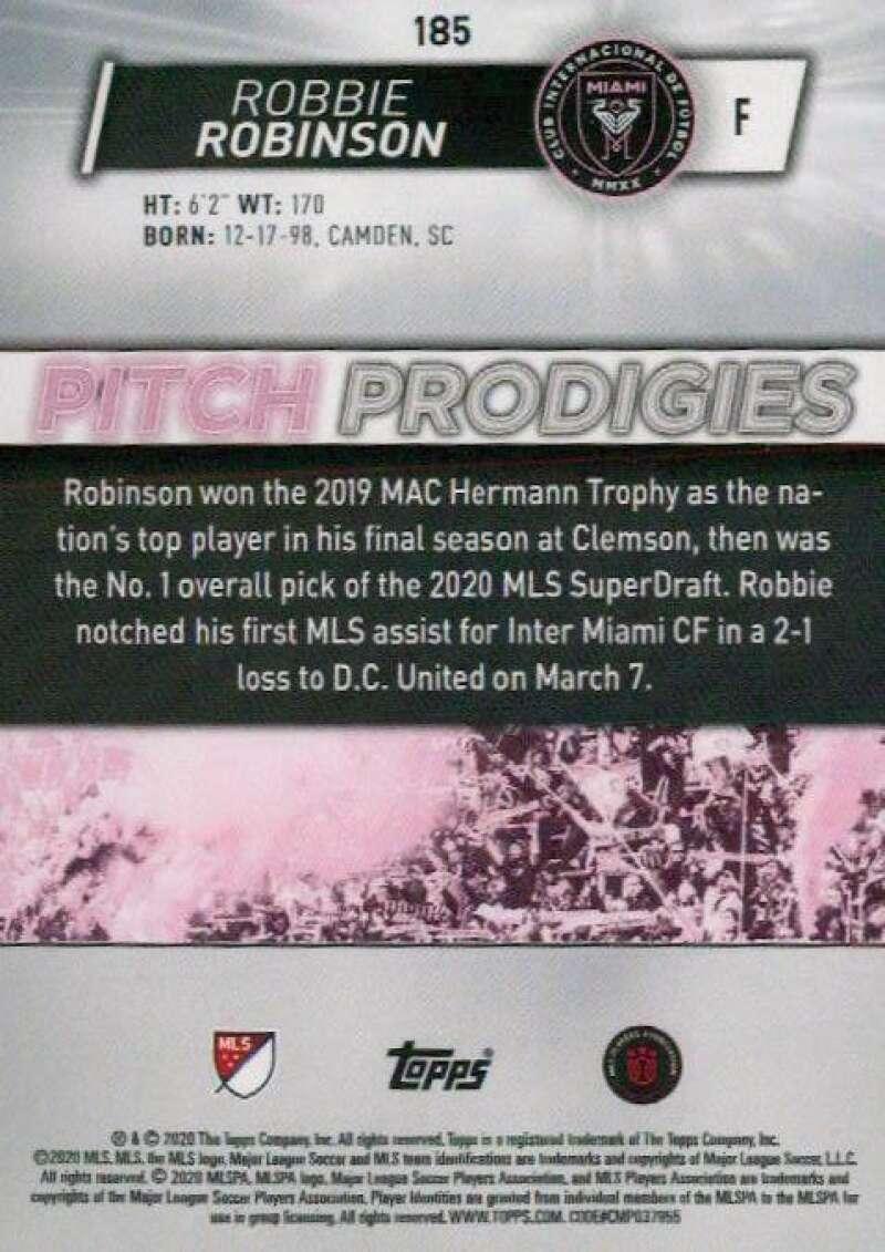 thumbnail 370 - 2020 Topps MLS Soccer Base Singles (Pick Your Cards)