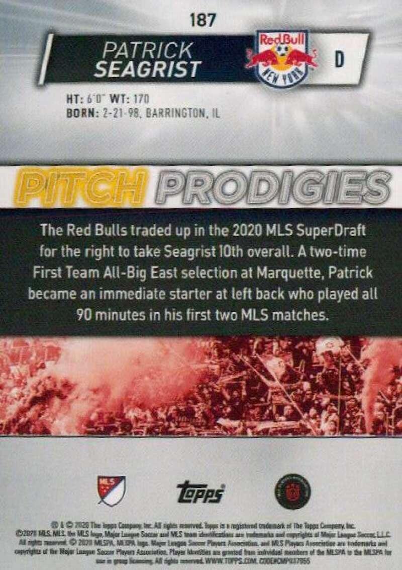 thumbnail 374 - 2020 Topps MLS Soccer Base Singles (Pick Your Cards)