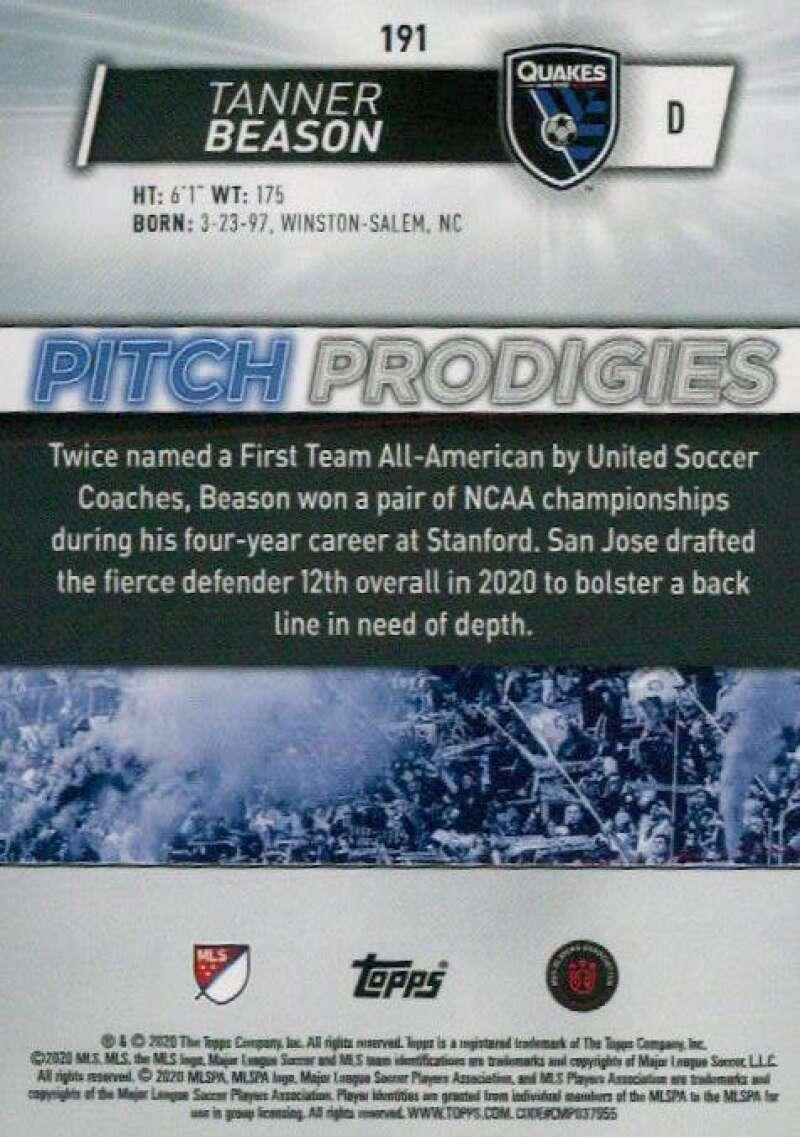 thumbnail 382 - 2020 Topps MLS Soccer Base Singles (Pick Your Cards)
