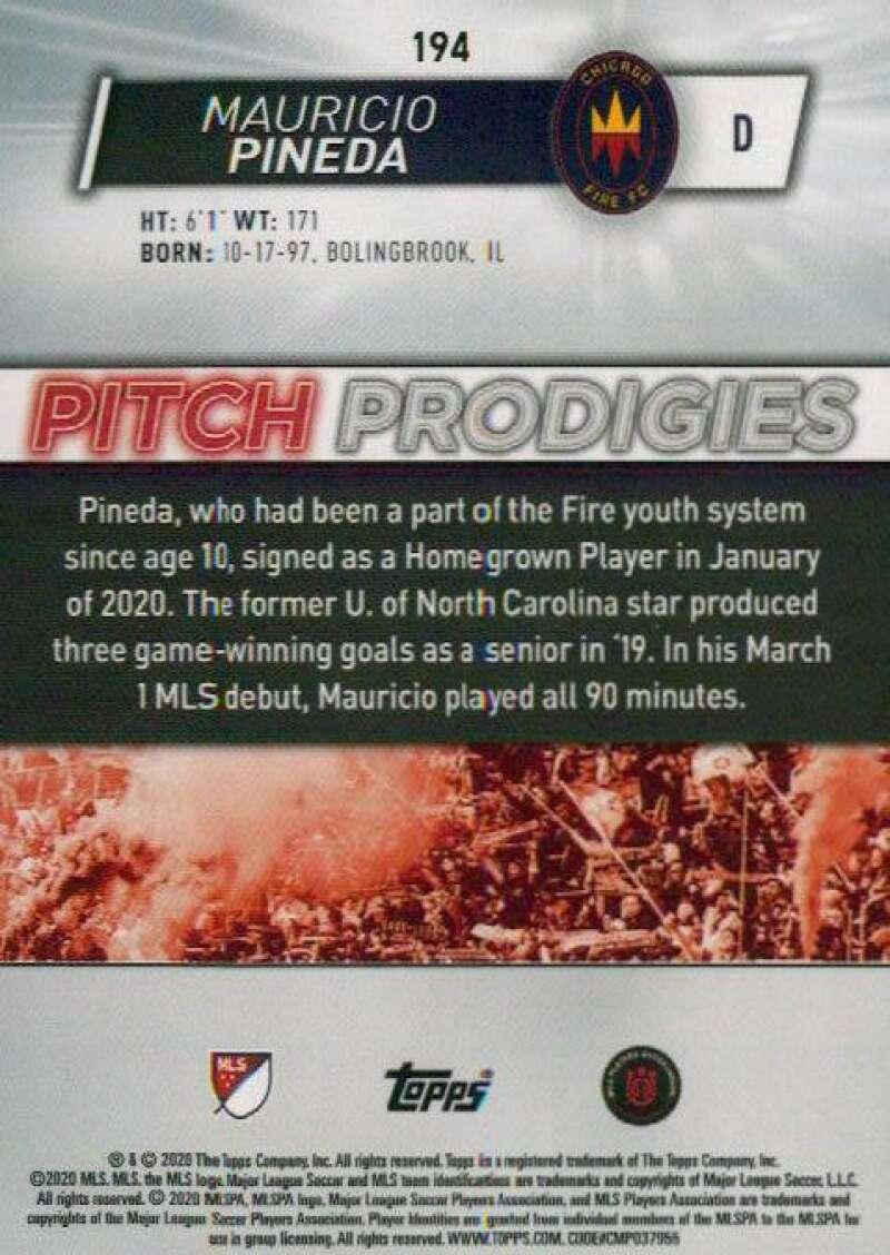 thumbnail 388 - 2020 Topps MLS Soccer Base Singles (Pick Your Cards)