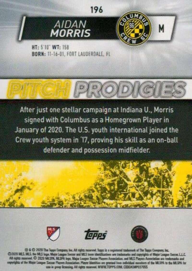 thumbnail 392 - 2020 Topps MLS Soccer Base Singles (Pick Your Cards)