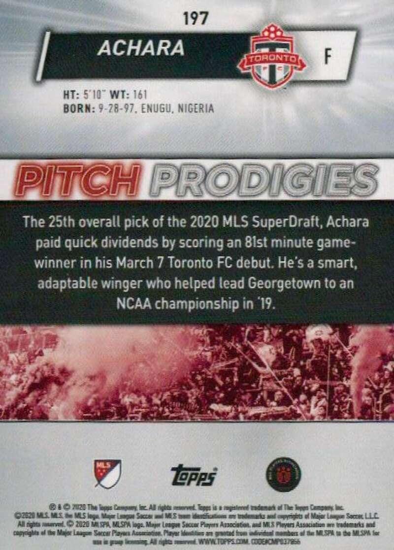 thumbnail 394 - 2020 Topps MLS Soccer Base Singles (Pick Your Cards)