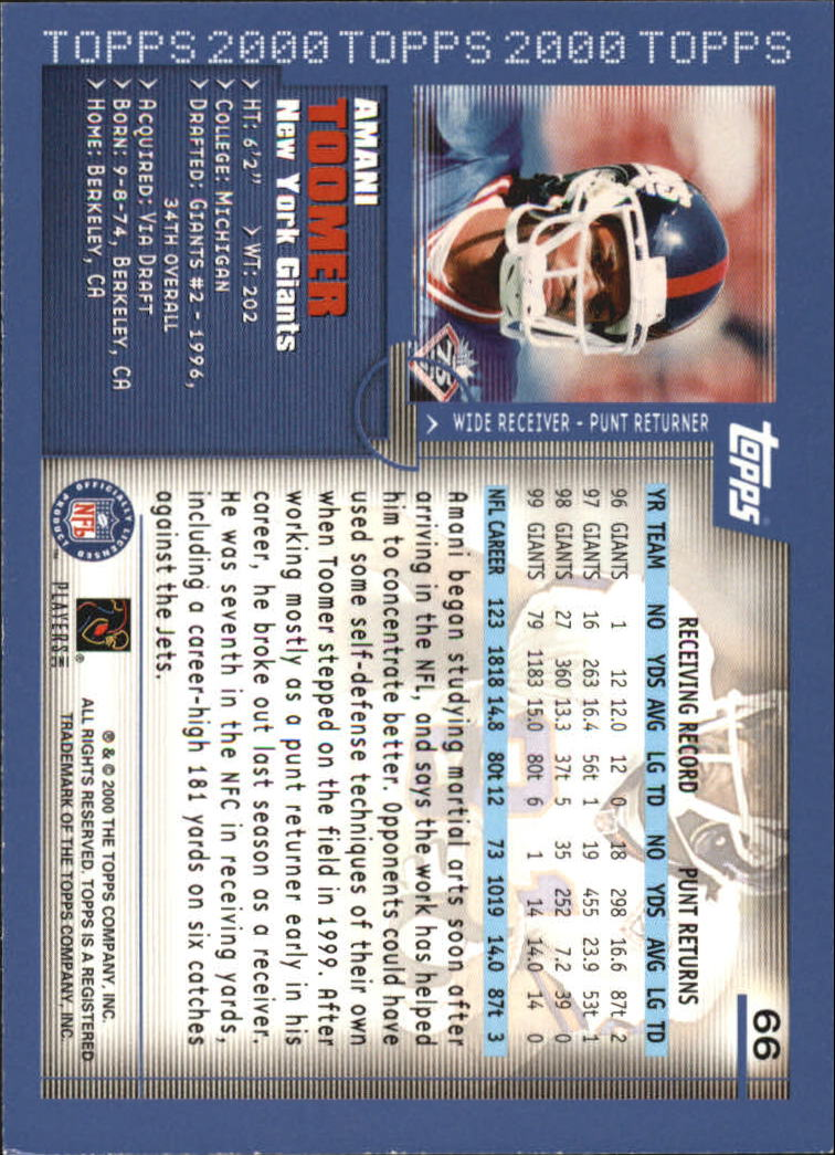 2000-Topps-Football-Base-Singles-3-299-Pick-Your-Cards thumbnail 81