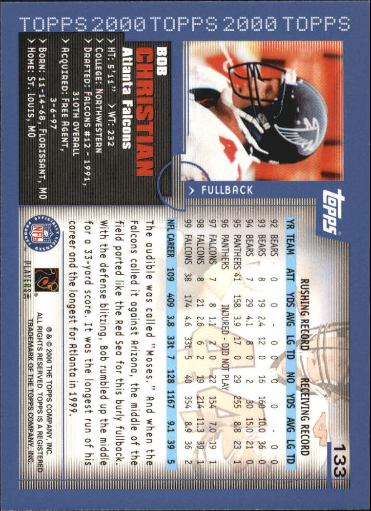 2000-Topps-Football-Base-Singles-3-299-Pick-Your-Cards thumbnail 173