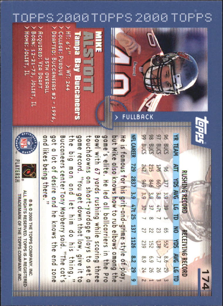 2000-Topps-Football-Base-Singles-3-299-Pick-Your-Cards thumbnail 231
