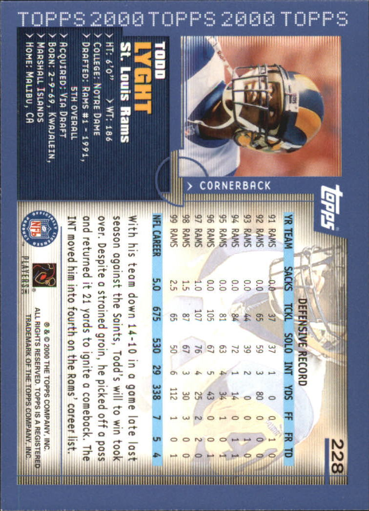 2000-Topps-Football-Base-Singles-3-299-Pick-Your-Cards thumbnail 315