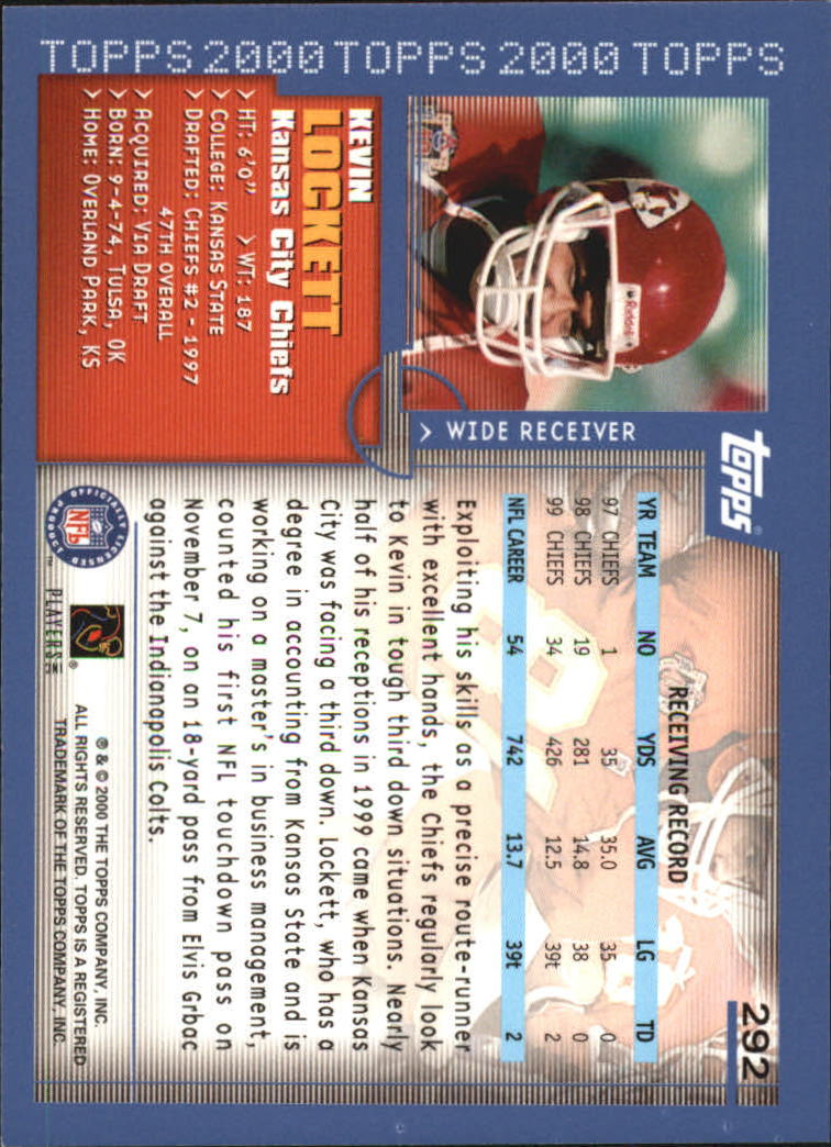 2000-Topps-Football-Base-Singles-3-299-Pick-Your-Cards thumbnail 395