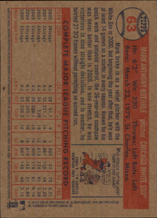 2006-Topps-Heritage-Baseball-Base-Singles-3-150-Pick-Your-Cards thumbnail 67