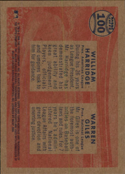 2006-Topps-Heritage-Baseball-Base-Singles-3-150-Pick-Your-Cards thumbnail 110