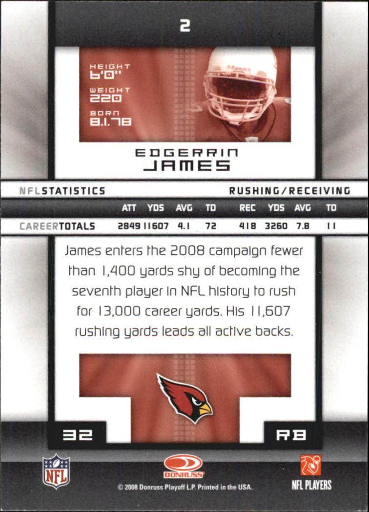2008-Donruss-Elite-Football-Base-Singles-Pick-Your-Cards thumbnail 5