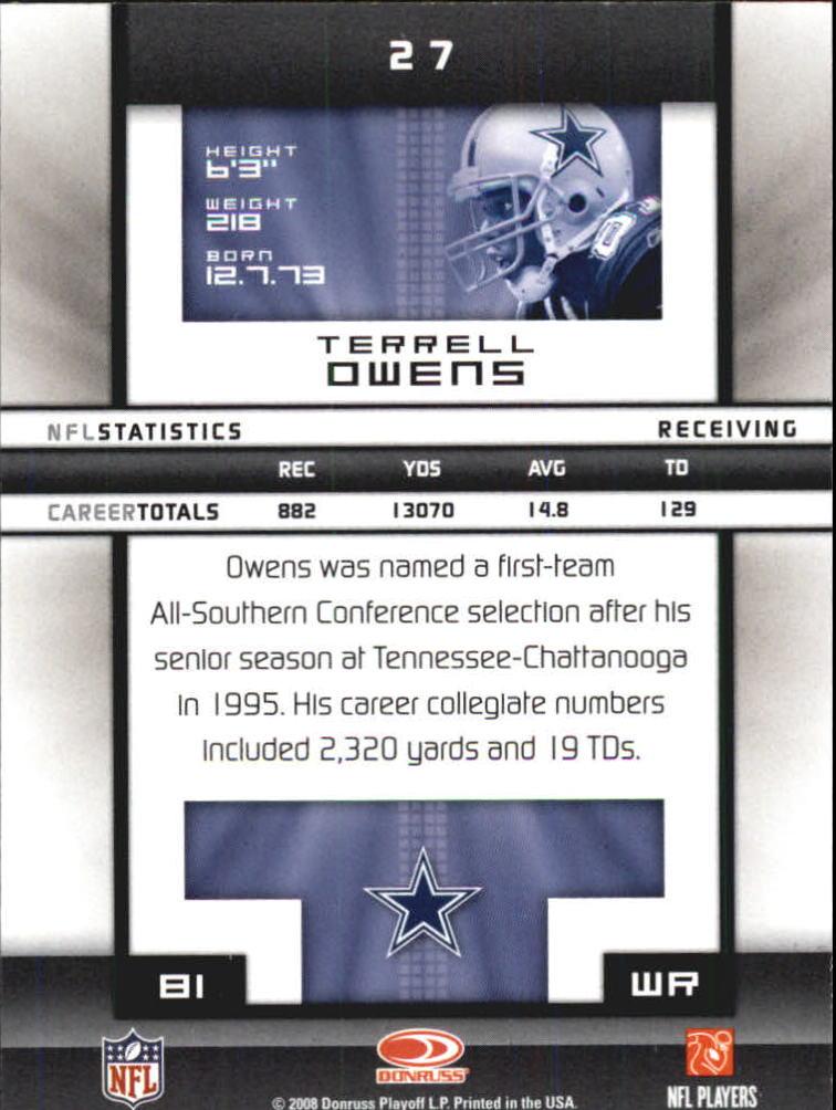2008-Donruss-Elite-Football-Base-Singles-Pick-Your-Cards thumbnail 53