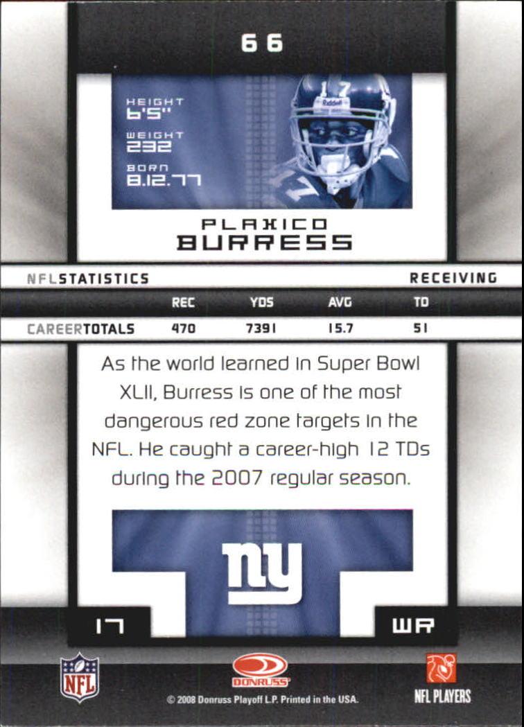 2008-Donruss-Elite-Football-Base-Singles-Pick-Your-Cards thumbnail 129