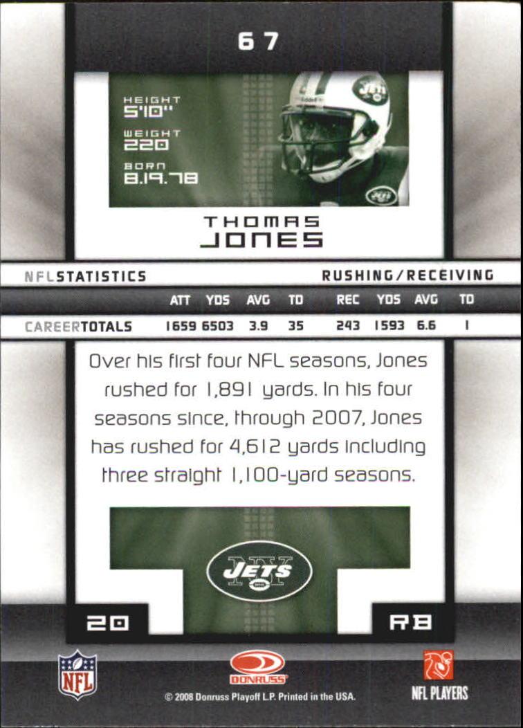 2008-Donruss-Elite-Football-Base-Singles-Pick-Your-Cards thumbnail 131