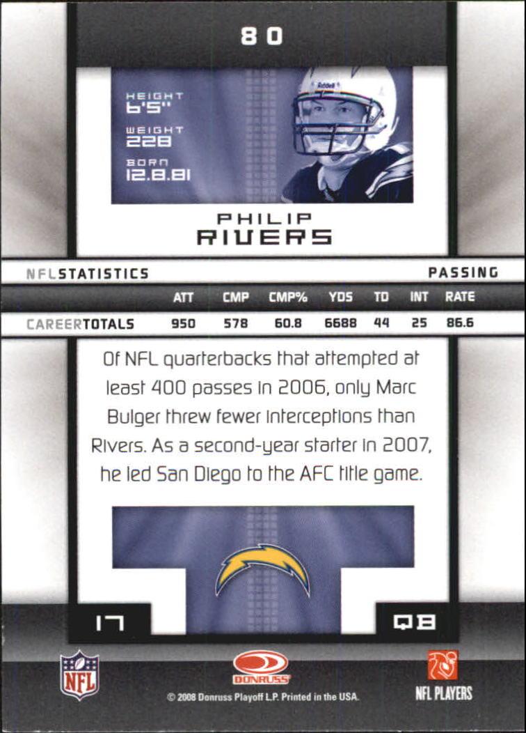 2008-Donruss-Elite-Football-Base-Singles-Pick-Your-Cards thumbnail 157