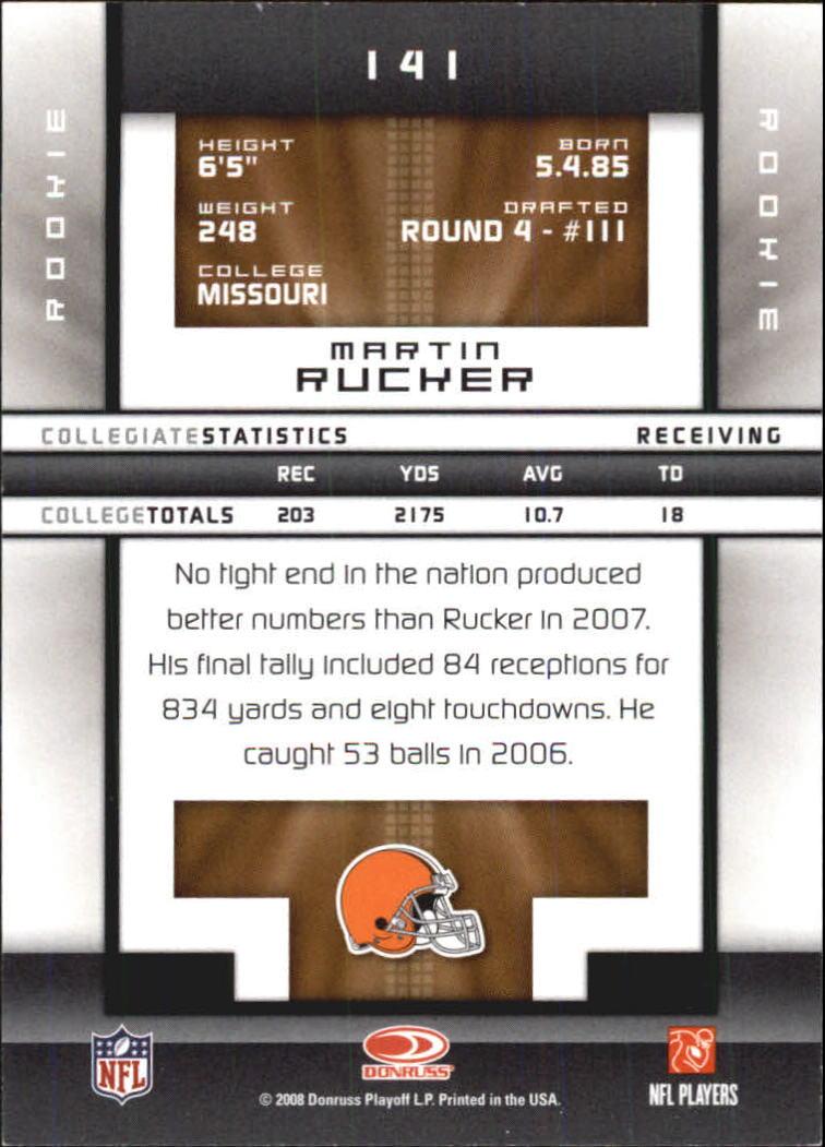 2008-Donruss-Elite-Football-Base-Singles-Pick-Your-Cards thumbnail 197