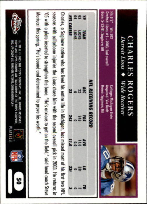 2006-Topps-Draft-Picks-and-Prospects-Football-Base-Singles-Pick-Your-Cards thumbnail 91