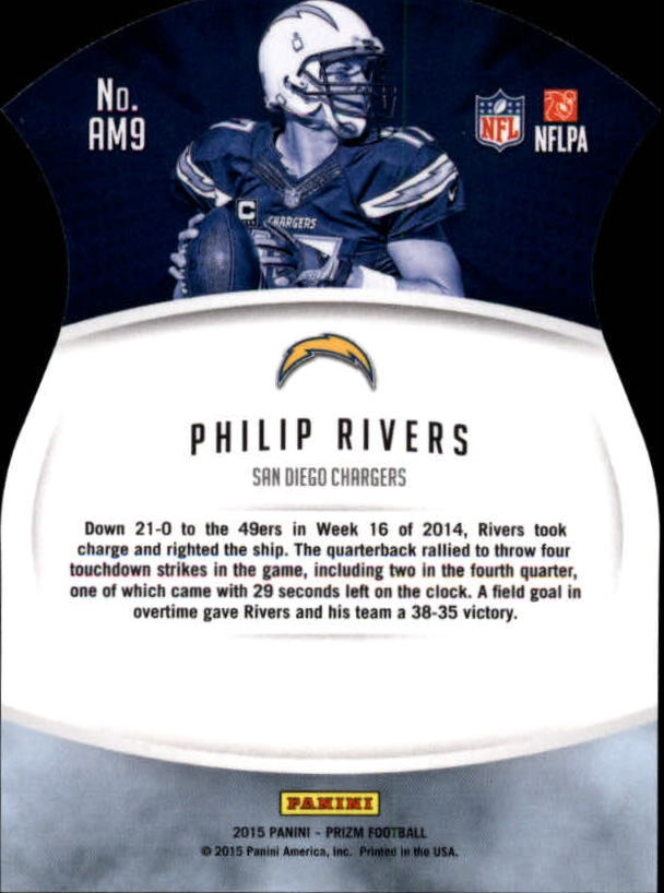 2015-Panini-Prizm-Football-Insert-Parallel-Singles-Pick-Your-Cards thumbnail 3