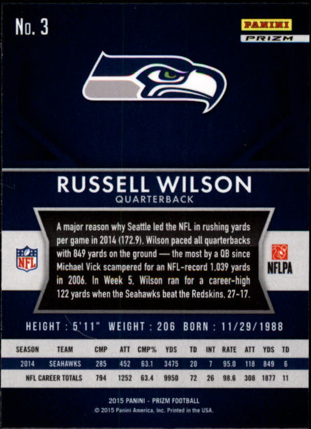 2015-Panini-Prizm-Football-Insert-Parallel-Singles-Pick-Your-Cards thumbnail 13