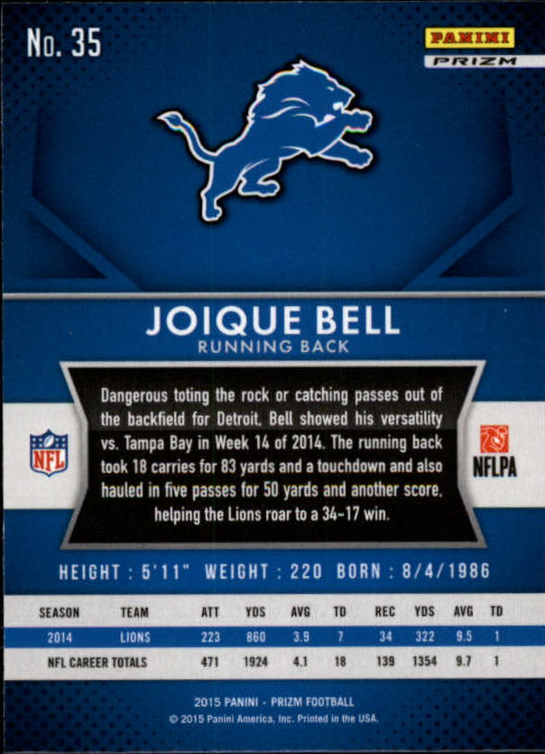 2015-Panini-Prizm-Football-Insert-Parallel-Singles-Pick-Your-Cards thumbnail 21