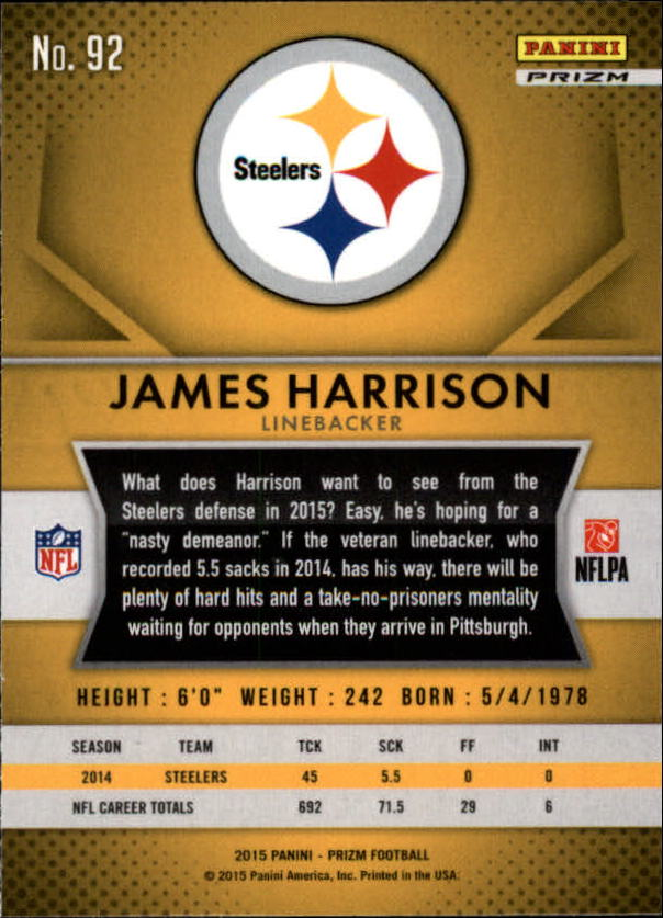 2015-Panini-Prizm-Football-Insert-Parallel-Singles-Pick-Your-Cards thumbnail 39
