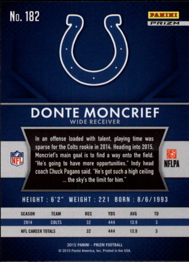 2015-Panini-Prizm-Football-Insert-Parallel-Singles-Pick-Your-Cards thumbnail 243