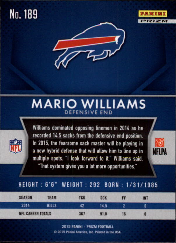 2015-Panini-Prizm-Football-Insert-Parallel-Singles-Pick-Your-Cards thumbnail 247