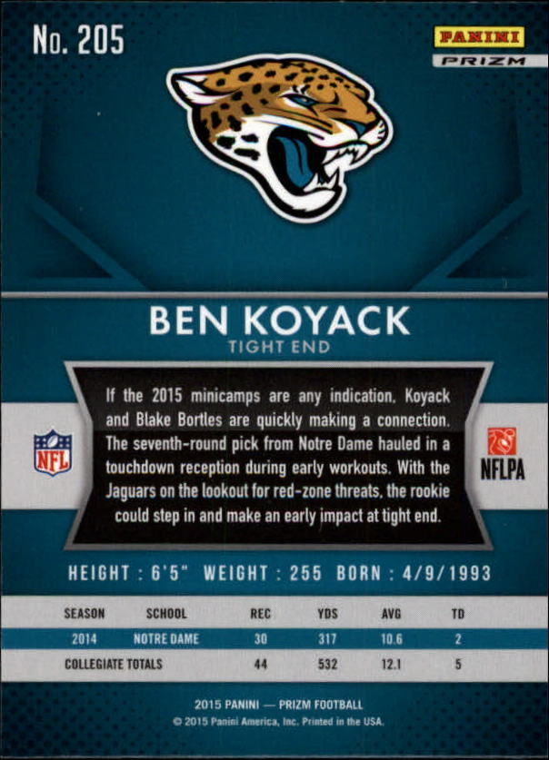 2015-Panini-Prizm-Football-Insert-Parallel-Singles-Pick-Your-Cards thumbnail 263