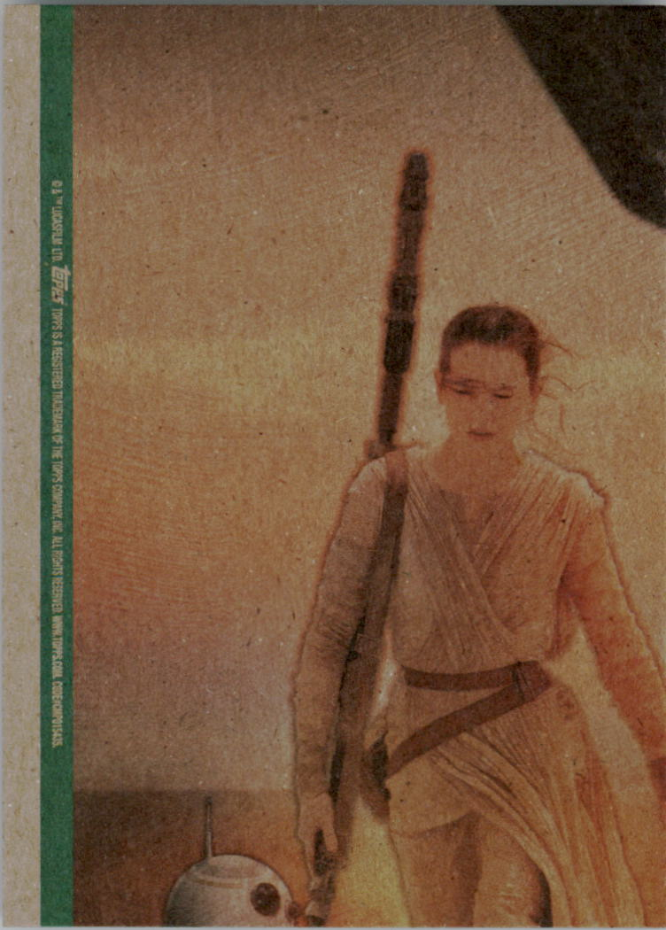 2015-Star-Wars-Journey-to-The-Force-Awakens-Base-Singles-Pick-Your-Cards miniature 127
