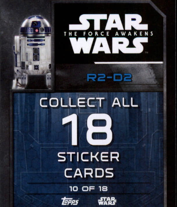 2016-Star-Wars-The-Force-Awakens-Series-Two-Insert-Singles-Pick-Your-Cards miniature 13