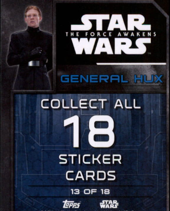 2016-Star-Wars-The-Force-Awakens-Series-Two-Insert-Singles-Pick-Your-Cards miniature 17