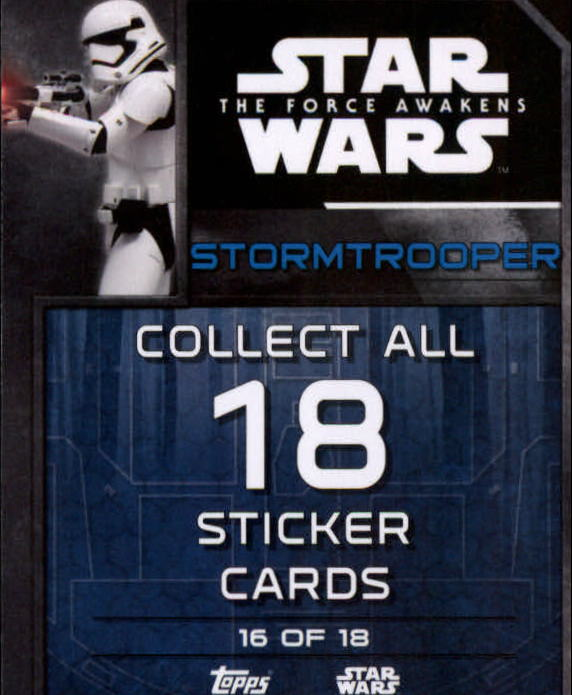 2016-Star-Wars-The-Force-Awakens-Series-Two-Insert-Singles-Pick-Your-Cards miniature 23