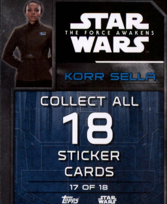 2016-Star-Wars-The-Force-Awakens-Series-Two-Insert-Singles-Pick-Your-Cards miniature 25