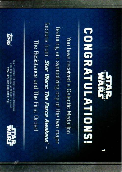 2016-Star-Wars-The-Force-Awakens-Series-Two-Insert-Singles-Pick-Your-Cards miniature 83