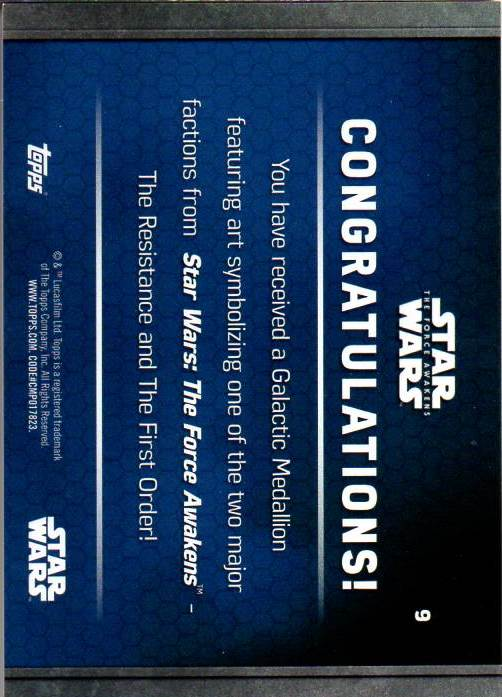 2016-Star-Wars-The-Force-Awakens-Series-Two-Insert-Singles-Pick-Your-Cards miniature 85