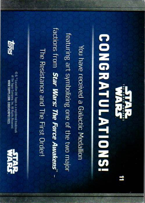 2016-Star-Wars-The-Force-Awakens-Series-Two-Insert-Singles-Pick-Your-Cards miniature 87