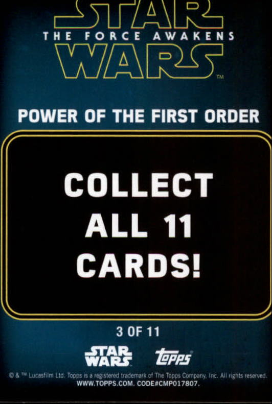 2016-Star-Wars-The-Force-Awakens-Series-Two-Insert-Singles-Pick-Your-Cards miniature 97