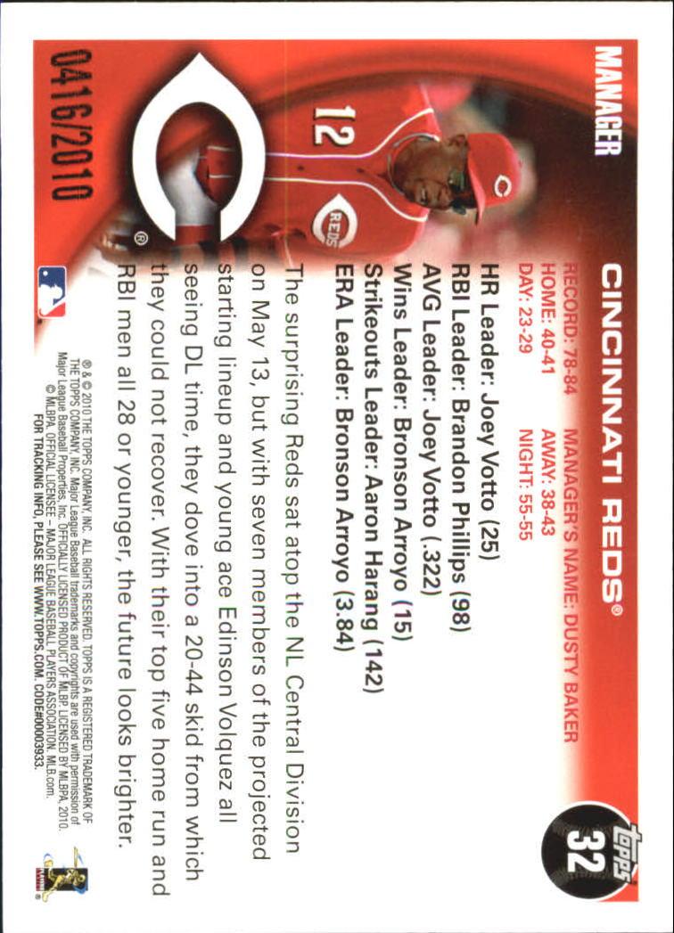 2010-Topps-Baseball-Gold-Border-Singles-Pick-Your-Cards thumbnail 7