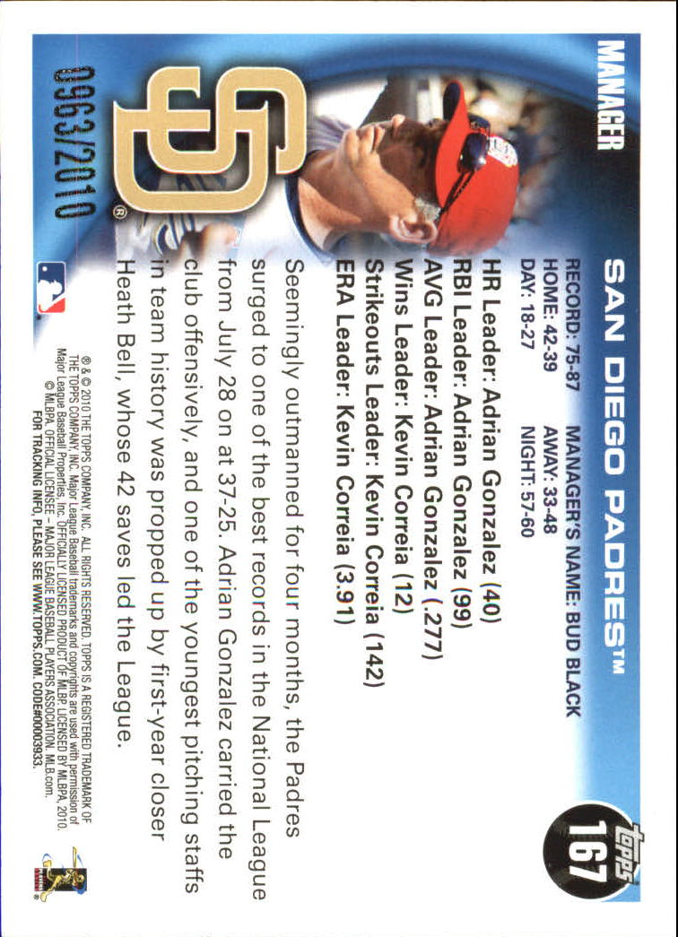 2010-Topps-Baseball-Gold-Border-Singles-Pick-Your-Cards thumbnail 19